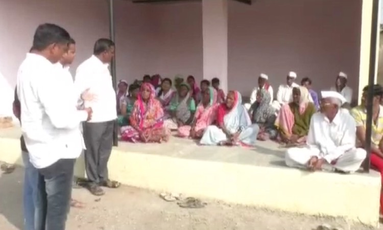 Proposal passed in the village of Maharashtra agai