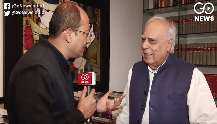 Sibbal said on battered economy, not more than 1 o