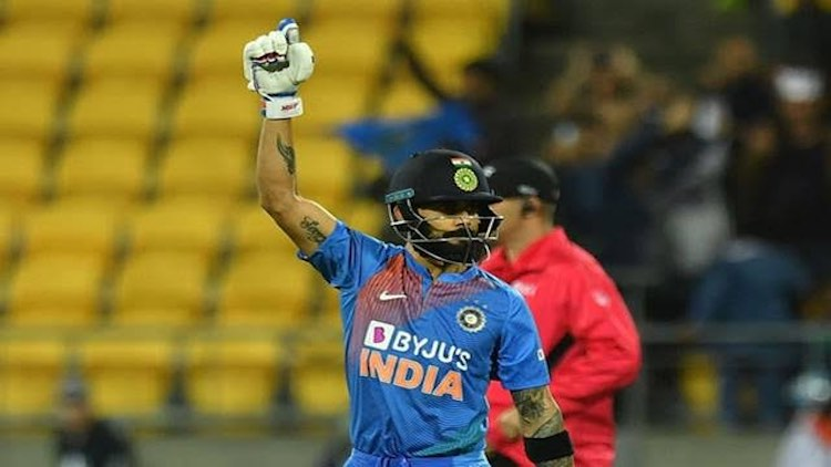 4th T20: India Snatched Win From New Zealand In An