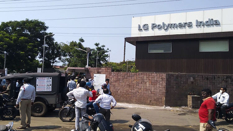 Vizag Gas Leak: Major Lapses At LG Polymers Plant