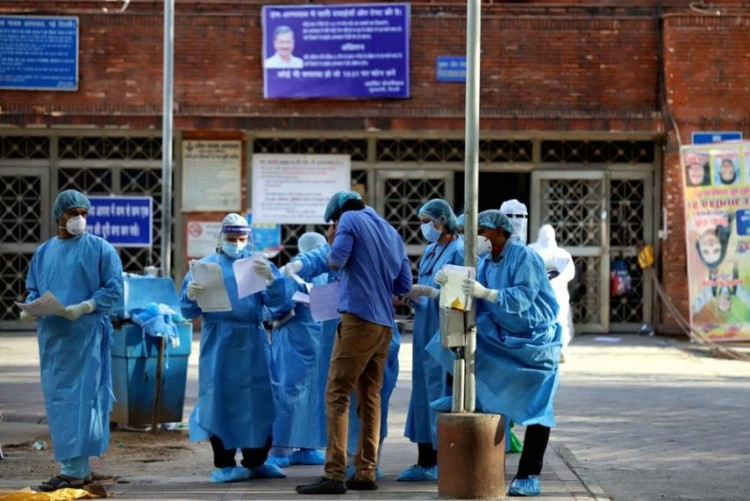 Delhi Government Increases Coronavirus Hospitals,