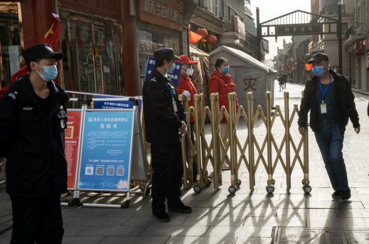 Lockdown resumed in Beijing, China's capital