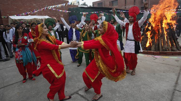 FESTIVE FERVOUR ACROSS INDIA WITH BIHU, LOHRI, PON