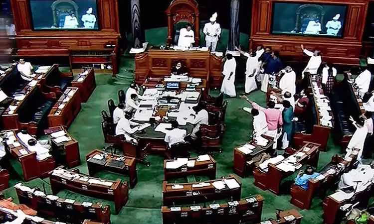 Congress demands Lok Sabha Speaker Om Birla on Pra