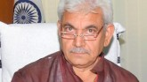 Manoj Sinha appointed new LG of Jammu and Kashmir