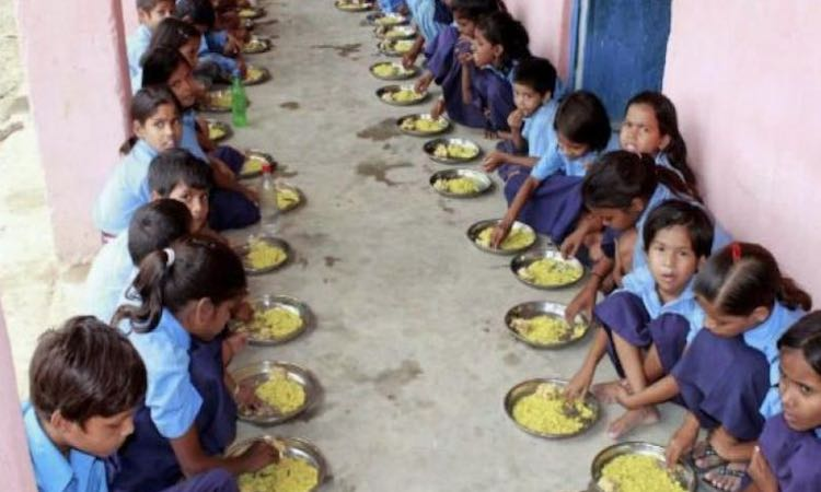 RAMPANT CORRUPTION IN UP'S MID-DAY MEAL SCHEME