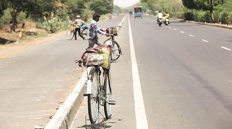 Migrant Worker Dies Midway Cycling From Maharashtr