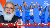 """""""Don't Cry, India Is Proud Of You,"""" PM Tells Women"""