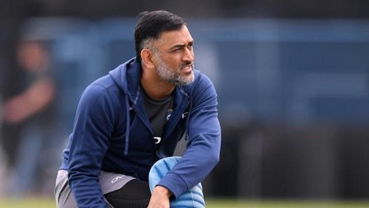 M S DHONI RULES HIMSELF OUT FROM TEAM INDIA UNTIL