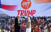 Shiv Sena: Hello Trump program responsible for spr