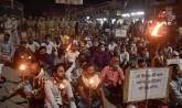 no electricity in 21 districts of UP due to strike