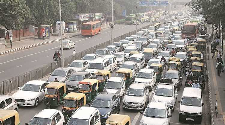 Odd-even in Delhi ends, this time challan of 4,885