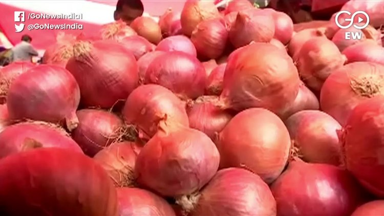 ONIONS ON FIRE AT 100/KG