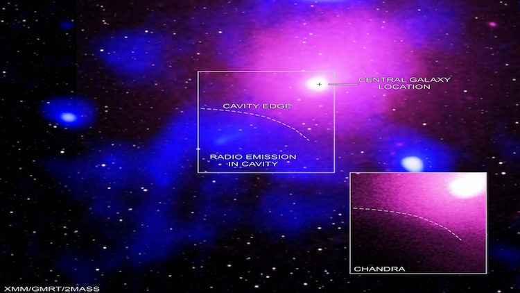 Astronomers Detect Biggest Explosion Since Big Ban