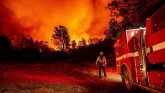 California and Oregon wildfires: State hit by unpr