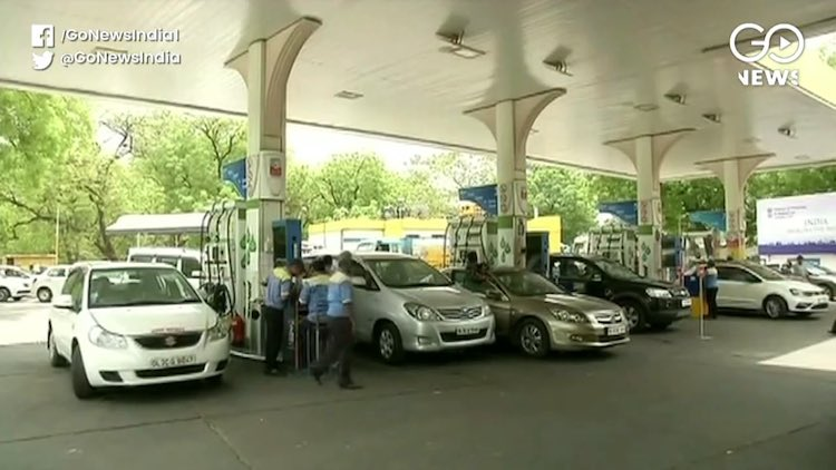 Govt Hikes Excise Duty On Petrol, Diesel By Rs 3 P
