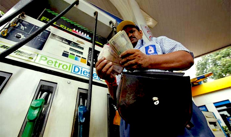 Delhi is forced to buy the most expensive petrol a