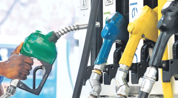 Petrol-diesel prices rose again for the fifth day