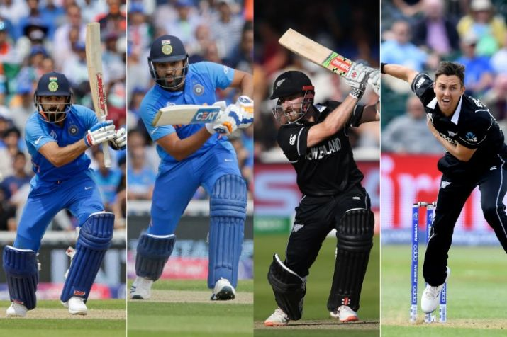 India Vs New Zealand 2nd T20 At Auckland's Eden Pa