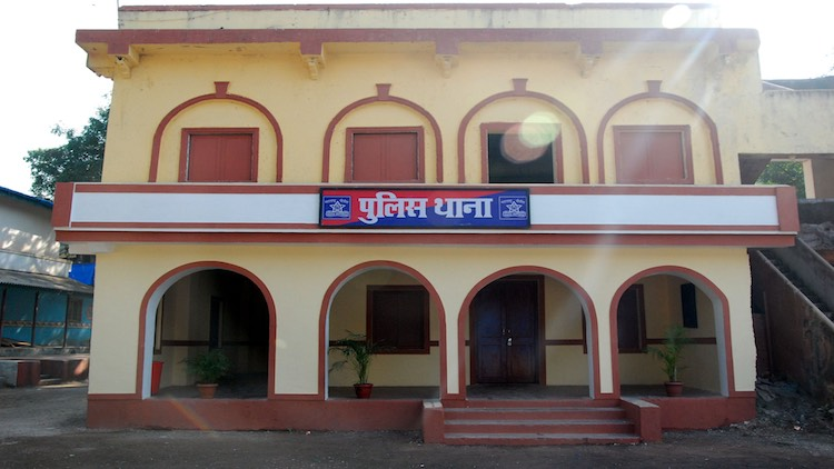 Police Stations In India Without Basic Infrastruct