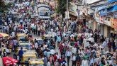 Good news- population growth rate decreased in mos