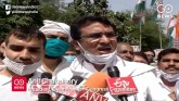 Delhi: Farmers' protests intensified against the n
