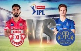 IPL 2020: Rajasthan Royals (RR) vs Kings XI Punjab