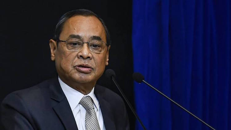 The term of Chief Justice Ranjan Gogoi will end on