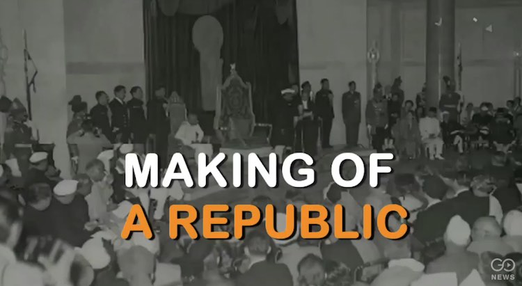 Story of becoming a republic