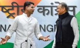 Congress claims supporter of 109 MLAs amid Sachin