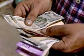 India's fiscal deficit is complete in four months