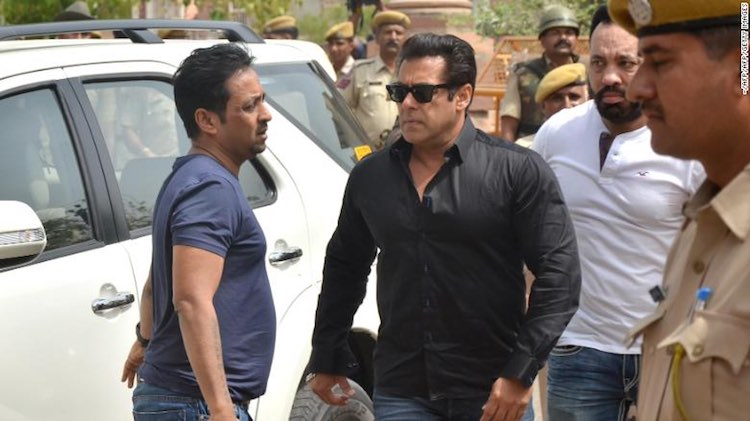Salman's bail will be canceled if he does not appe