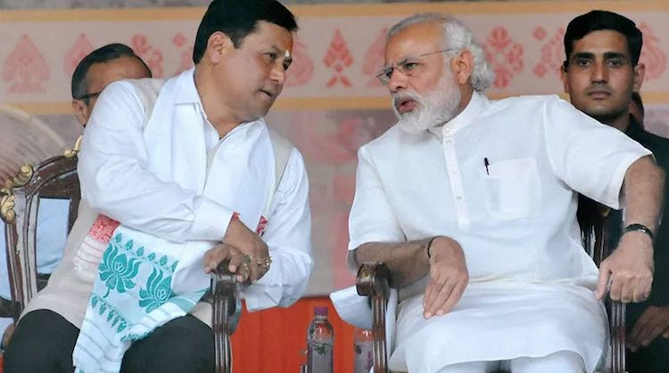 CAA: cm Sonowal asked why people are angry to us?