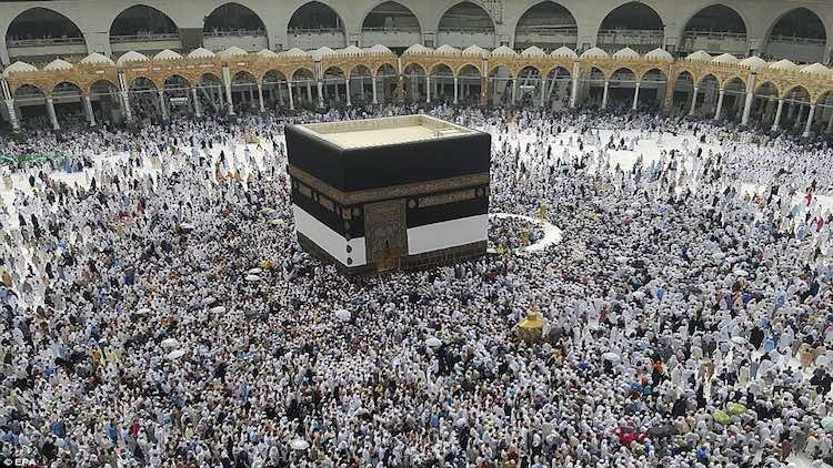 Saudi Arabia: Prayer will not be held in Mecca-Med