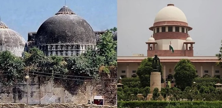 Final hearing in Ayodhya case begins in Supreme Co