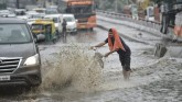 Waterlogging, traffic routes diverted in Delhi-NCR
