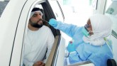 UAE and Bahrain tested covid19 over half the popul