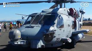India Green Signal To 24 Seahawk Helicopters From