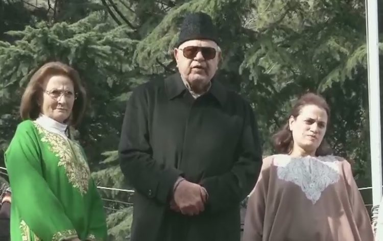 Jammu and Kashmir: Farooq Abdullah released after