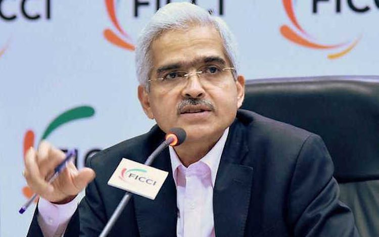 Shaktikanta Das, says growth rate below expectatio