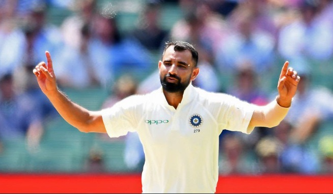 Career Best ICC Test Ranking For Mohammed Shami