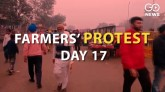 17th day of farmer movement, see some scenes of si