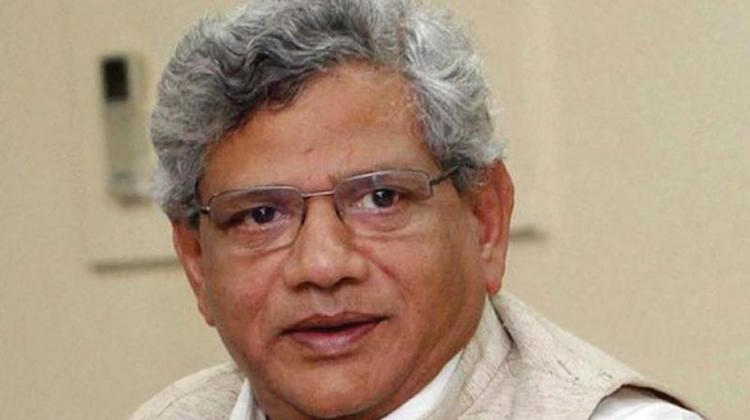 SC Allows Yechury To Visit Jammu and Kashmir