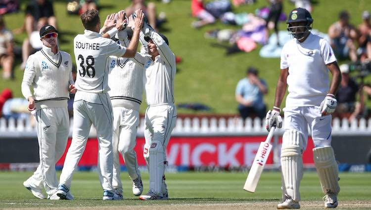 New Zealand came third in ICC World Test Champions