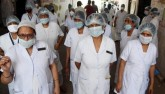 AIIMS nurses strike continues for eighth day, dema