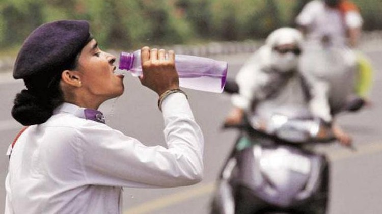 Severe heat havoc in the country, red alert issued