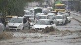 Rain havoc: Waterlogging in Delhi, Noida, Gurgaon,