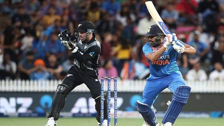 Stage Set For Sunday's Ind Vs NZ 5th T20 At Bay Ov