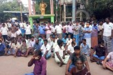 Auto rickshaw driver dies due to police brutality