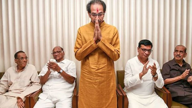 Uddhav Thackeray becomes 18th minister of Maharash